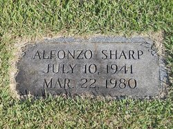 Alfonzo Sharp