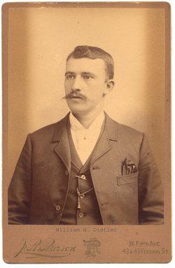 William H Distler