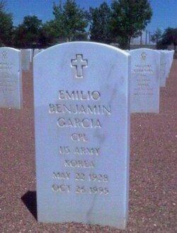 Corp Emilio Benjamin Garcia