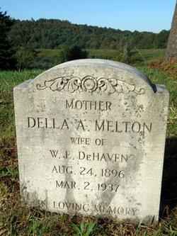 Della Alice <I>Melton</I> DeHaven