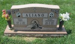"""Anthony """"Tony"""" Aliano"""