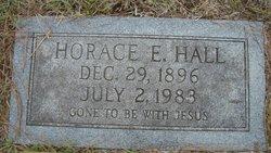 """Horace Edwin """"Oscar"""" Hall"""