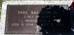 Paul Balkcom, Jr