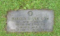 PFC Harold L Ver Dow