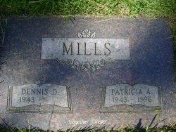 Patricia Ann (Richardson) Mills