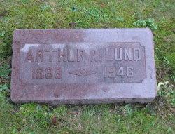 """Arthur Roy """"Ottie"""" Lund"""
