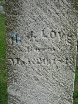 Hamilton James Love