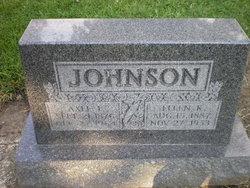 Axel I Johnson