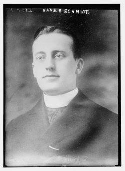 Fr Hans B. Schmidt