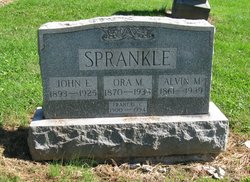 John Edwin Sprankle