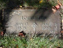 Louise Marie <I>Ellickson</I> Lien