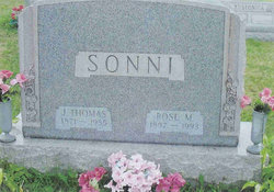 Rose Marie <I>Trunzo</I> Sonni
