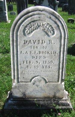 David R. Bucklin