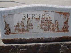 Maud <I>Witt</I> Surber
