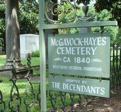 McGavock Hayes Cemetery
