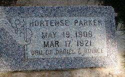 Hortense Parker