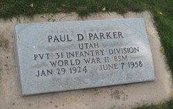 Paul D. Parker