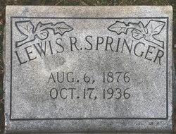 Lewis Reese Springer