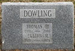 LTC Thomas Dowling, III