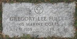 Gregory Lee Fuller