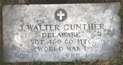J. Walter Gunther