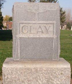 Lillian Rebecca <I>Watts</I> Clay