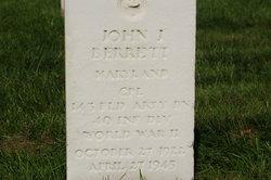Corp John J Berrett