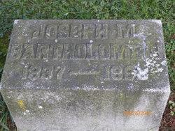 Joseph M. Bartholomew