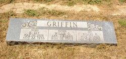 Willie Gertrude <I>Johnson</I> Griffin
