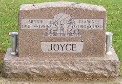 Minnie C <I>Chambers</I> Joyce