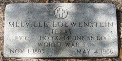 Melville Loewenstein