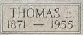 Thomas Edward Bowman