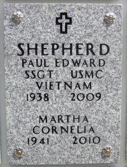 Paul Edward Shepherd