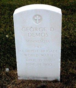 George D Demos