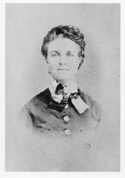 Johanna Christine <I>Lindberg</I> Fernelius