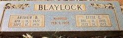 Arthur B. Blaylock