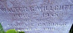 Mabel Ethel <I>Gardner</I> Willcutt