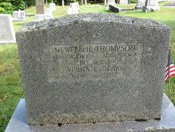 Verna L <I>Thompson</I> Blake