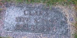 Clara <I>Knutson</I> Brunsberg