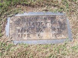 William Martin Albright