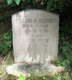 """Elizabeth """"Lizzie"""" <I>Stone</I> Glasier"""