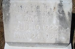 Iva Helen Dailey