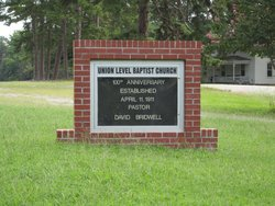 Union Level Baptist Church Cemetery