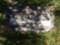 Virginia M <I>Ross</I> Austin