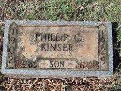 Phillip Cantrell Kinser