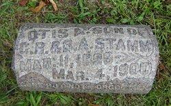 Otis A. Stamm