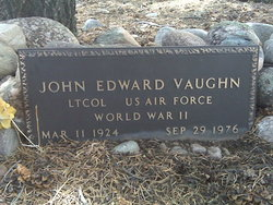 John Edward Vaughn