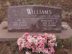 Margaret E Williams