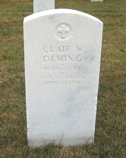 Clair Wallace Deming