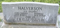 Merrill Halverson